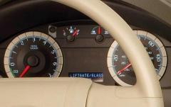 2009 Ford Escape interior