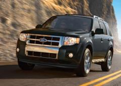 2011 Ford Escape Photo 4
