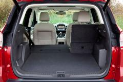 2013 Ford Escape SEL 4WD interior