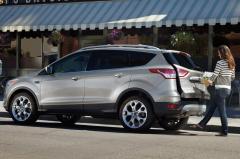 2015 Ford Escape exterior