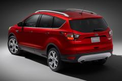 2017 Ford Escape exterior