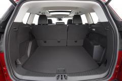 2018 Ford Escape SE FWD interior
