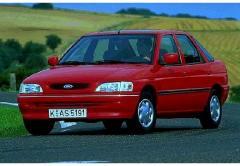 1992 Ford Escort Photo 1