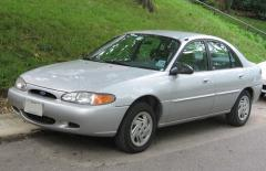2001 Ford ZX2 Photo 1