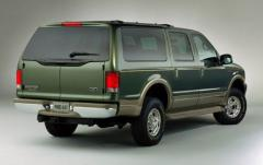 2000 Ford Excursion exterior