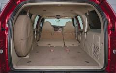 2000 Ford Excursion interior