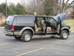 2000 Ford Excursion Photo 16