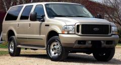 2001 Ford Excursion Photo 1