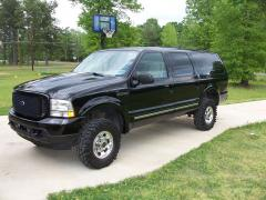 2004 Ford Excursion Photo 3