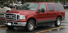 2005 Ford Excursion Photo 1