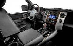 2007 Ford Expedition interior