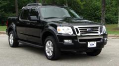 2007 Ford Explorer Sport Trac Photo 2