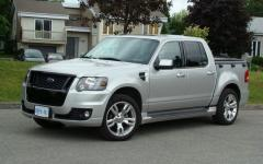 2007 Ford Explorer Sport Trac Photo 6