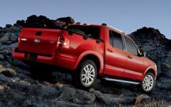 2007 Ford Explorer Sport Trac exterior