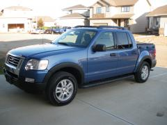 2009 Ford Explorer Sport Trac Photo 1