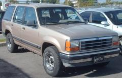 1992 Ford Explorer Photo 2