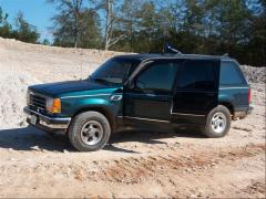 1992 Ford Explorer Photo 4