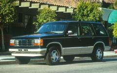1992 Ford Explorer exterior