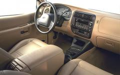 2000 Ford Explorer Sport 2-Door 2WD interior