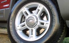 2004 Ford Explorer exterior