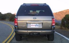 2005 Ford Explorer exterior