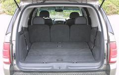 2005 Ford Explorer interior