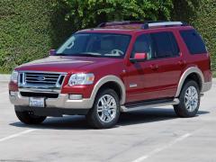 2007 Ford Explorer Photo 1