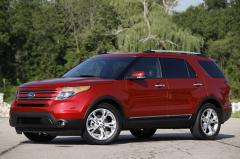 2012 Ford Explorer Photo 4