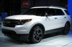 2012 Ford Explorer Photo 1