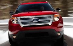 2012 Ford Explorer exterior
