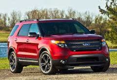 2013 Ford Explorer Photo 1