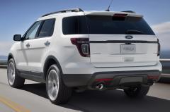 2015 Ford Explorer exterior