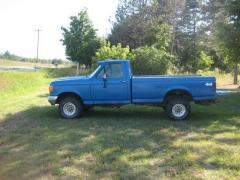 1991 Ford F-150 Photo 4