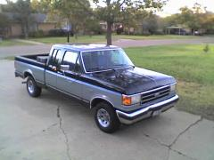 1991 Ford F-150 Photo 1