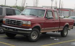 1992 Ford F-150 Photo 2