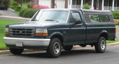 1992 Ford F-150 Photo 4