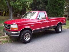 1992 Ford F-150 Photo 1