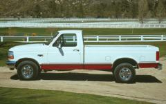 1992 Ford F-150 exterior