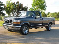 1993 Ford F-150 Photo 5