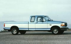 1993 Ford F-150 exterior