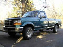 1996 Ford F-150 Photo 2