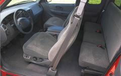 1997 Ford F-150 interior