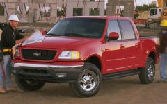 2001 Ford F-150 Photo 4