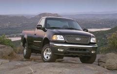 2001 Ford F-150 Photo 7