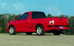 2001 Ford F-150 exterior