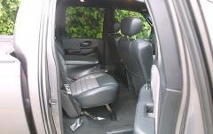 2002 Ford F-150 interior