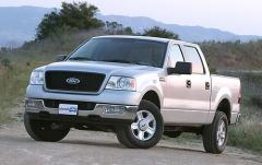 2005 Ford F-150 exterior