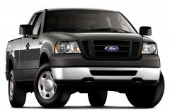2007 Ford F-150 exterior