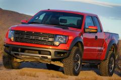2010 Ford F-150 exterior