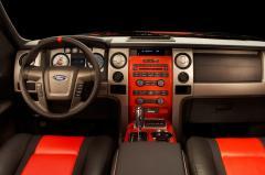 2010 Ford F-150 interior